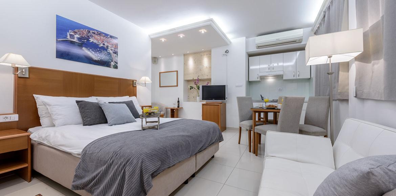 comfort studio adriatic deluxe apartments
