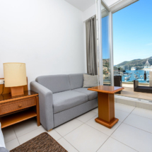 Superior studio with terrace and sea view (13)