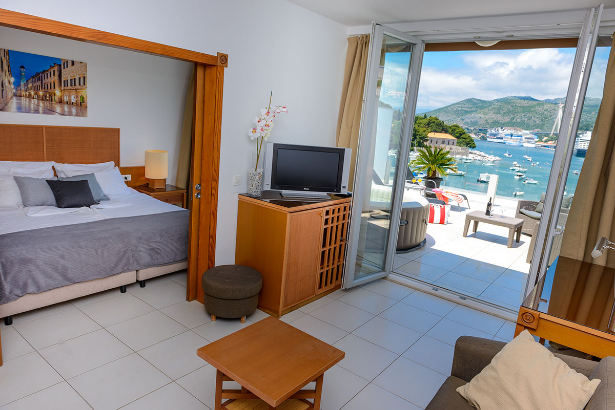 One Bedroom Apartment With Hot Tub, Terrace And Sea View (14)