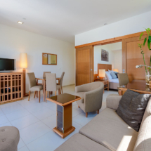 One bedroom apartment with hot tub, terrace and sea view (19)